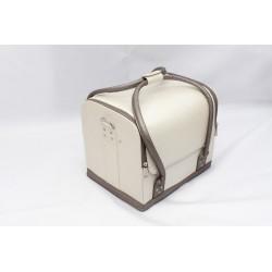 Bőrönd táska bőr