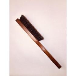 Hajkefe disznószőr fa barber
