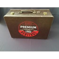 Bőrönd premium heritage