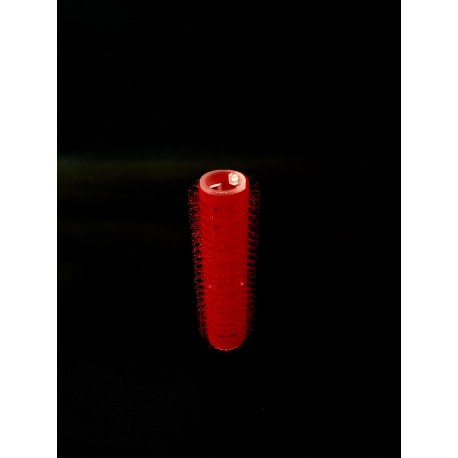 Hajcsavaró öntapadós pink 12db-os 12mm