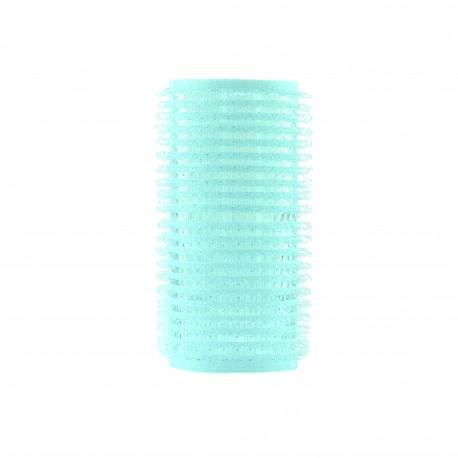 Hajcsavaró öntapadós világoskék 12db-os 28mm