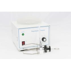 Gyantamelegítő gép tégelyes 400 ml hőfokszabályzós 150 W