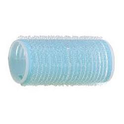 Hajcsavaró öntapadós v-kék  12db-os 20mm