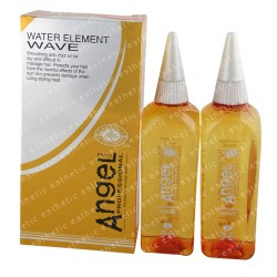 Angel Dauervíz + fixáló normál hajra 100 ml (Water element wave normal)