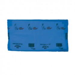 Festőkendő eldobható 30db-os kék Eurostil 02791/59