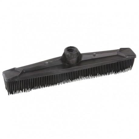 Partvis fej gumi fekete Eurostil 01285/50