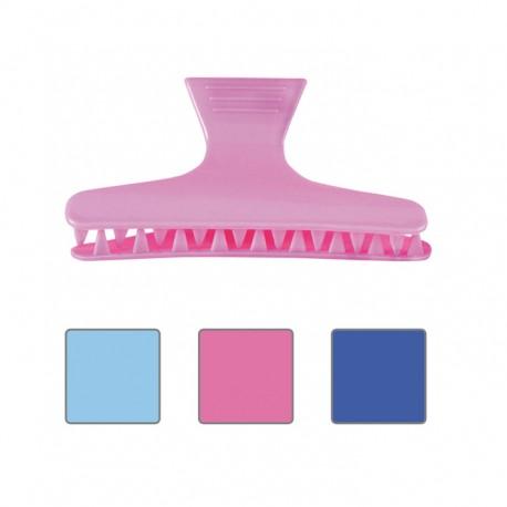 Csipesz műanyag színes 12db Eurostil 00084