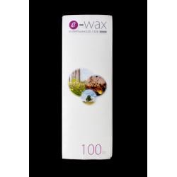 Gyantalehúzócsík 100 db-os e-wax