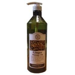 Angel masszázsolaj gyömbér 1000 ml (ginger)